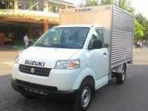 Suzuki 7 tạ đáp ứng mọi nhu cầu vận tải