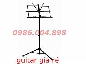 Giá để bản nhạc - giá để sách nhạc guitar