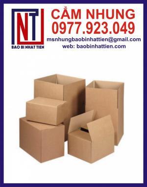 Sản xuất thùng carton, Xưởng sản xuất hộp carton giá rẻ