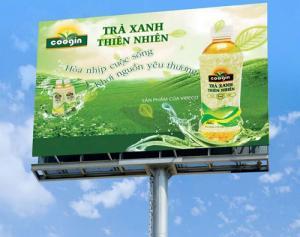 Biển pano ngoài trời hình thức quảng cáo hiệu quả của các doanh nghiệp
