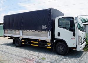 Xe tải Isuzu 3 tấn 5, thùng dài, trả trước 70 triệu có ngay xe tại nhà