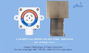 Hộp bảo vệ cảm biến gas SHT-4700D