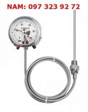 Đại lý phân phối đồng hồ đo áp suất khí và chất lỏng Wise Viet Nam