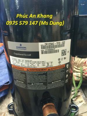 ||Dung|| cung cấp máy nén lạnh ZR42K3-PFJ-522 -block lạnh copeland