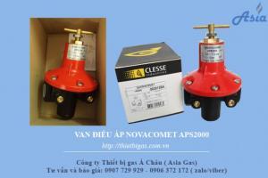 Van giảm áp 250kg APS2000 Novacomet
