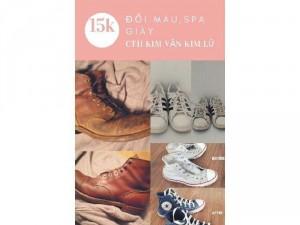 Dịch vụ chăm sóc giày
