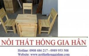 Ghế gỗ cafe cóc giá rẻ hghi6