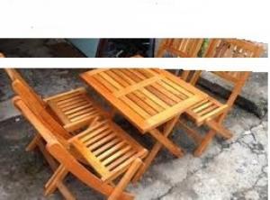 Ghế cafe sân vườn hgh8