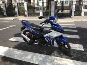 Xe Ecxiter GP 135 xanh GP chính chủ.BSTP