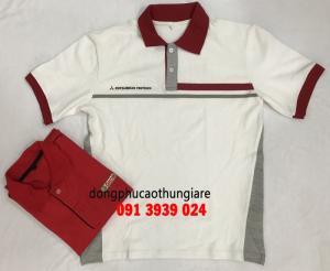Tư vấn thiết kế may áo thun đồng phục, áo thun quà tặng in thêu logo theo yêu cầu