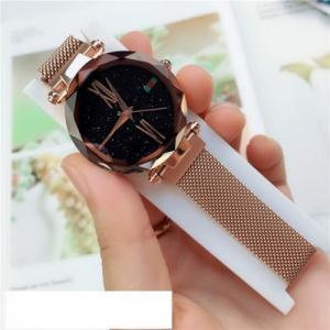 Đồng hồ thời trang nữ dây nam châm