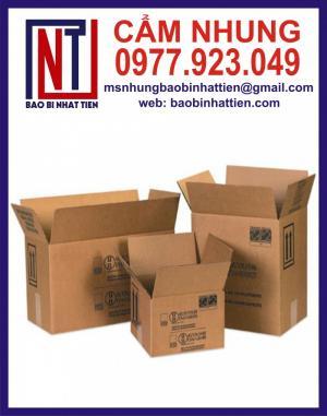 thùng carton, thùng giấy giá rẻ toàn quốc, Bao bì carton in flexo