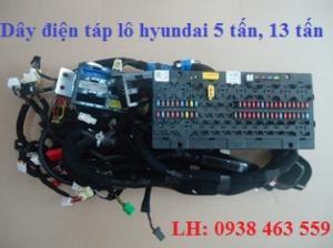 911236B000 Dây điện táp lô 5 tấn hd120, dây...
