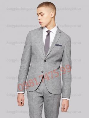 Đặt may đồng phục áo vest nam theo size vừa vặn và đúng chuẩn