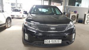 Bán Kia New Sorento GATH 2.4AT màu đen VIP máy xăng số tự động sản xuất 2016 gốc Sài Gòn