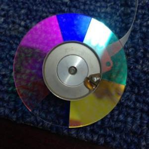 Dịch vụ thay bánh xe màu cho các loại máy chiếu sử dụng công nghệ DLP