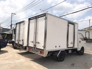 Bán xe tải huyndai h150 thùng bảo ôn hỗ trợ trả góp qua ngân hàng đến 95%