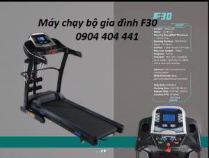 Máy chạy gia đình f30 máy chạy đa năng giảm cân, tốc độ bàn chạy đạt 16km/h giao hàng nhanh 24h