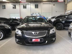 Bán xe Camry 2.4G sản xuất 2007, màu đen, siêu đẹp
