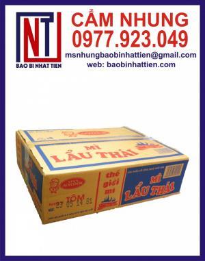 Chuyên cung cấp thùng carton, Thùng giấy carton giá rẻ toàn quốc