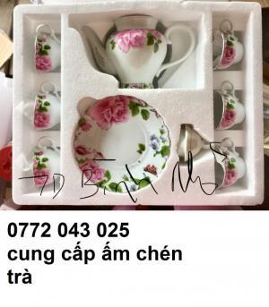 tìm ấm chén trà quà tặng giá 100k