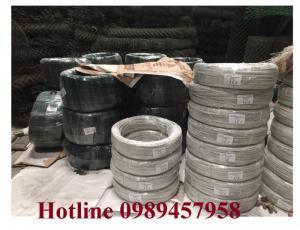 Dây bọc nhựa PVC 1,7mm, 2mm, 2,2mm, 3mm, dây bọc nhựa giá rẻ nhất thị trường miền bắc mới 100%