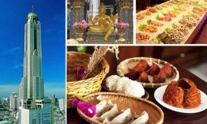 Tour Bangkok - Pattaya 5n4đ