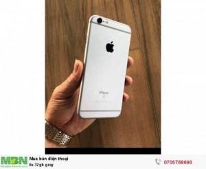 Điện thoại iphone 6s 32gb grey