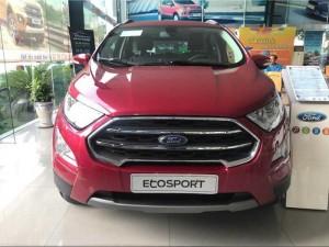 Ford Ecosport 1.0 Titanium mới 100% đủ màu giao ngay !