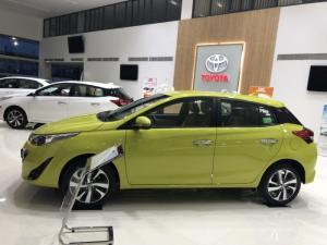 Toyota  Yaris 1.5G AT 2019 mới màu vàng chanh giao ngay