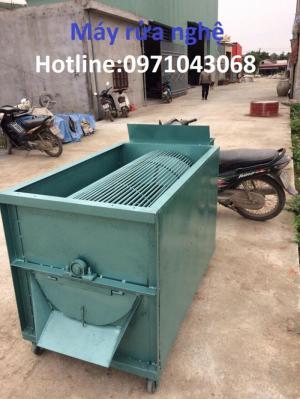 Chuyên bán buôn bán lẻ máy rửa nghệ chất lượng cao giá rẻ