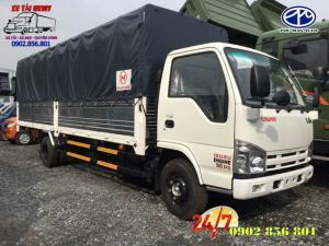 Isuzu 1t9/ xe tai 1t9/ thùng hàng dài 6 mét/ hỗ trợ trả góp.