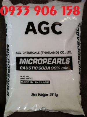 NAOH 99%-xút hạt thái lan-Caustic Soda Micropearls- tìm mua xút hạt 98%