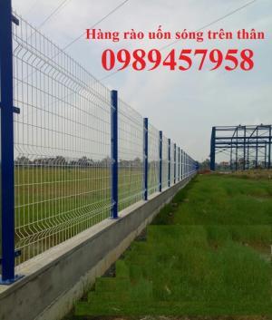 Nhận thiết kế và thi công lắp đặt hàng rào...