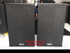 Loa NEXO 4 tấc PS15 dòng loa cao cấp âm thanh vượt trội