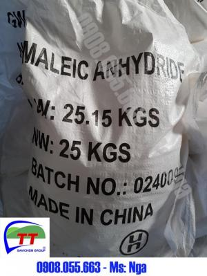 Bán C4H2O3 - Maleic Anhydride 99.5%