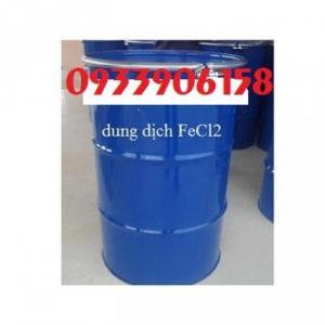 FeCl2-Sắt II clorua-sắt II oxit-dung dịch Fecl2