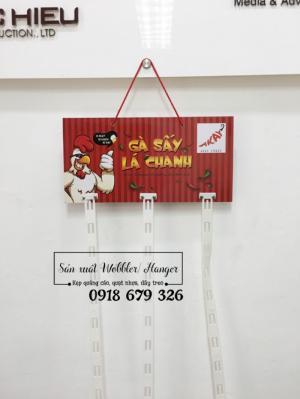 Hải Kim chuyên cung cấp hanger dây treo, bảng treo tăng hiệu quả bán hàng, vật tư quảng cáo giá rẻ