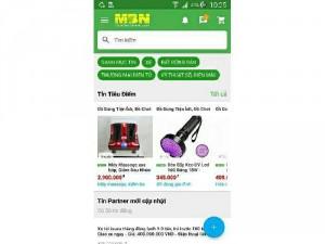 Đẩy tin bán hàng trên mạng Mua Bán Nhanh