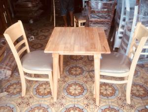 Bộ bàn ghế bọc nệm giá rẻ