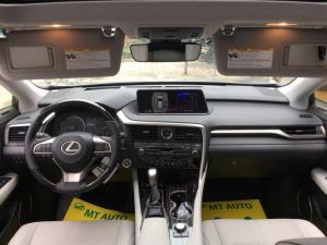 Cần bán Lexus RX 350L 07 chỗ đời 2018, màu xám (ghi), nhập khẩu nguyên chiếc Mỹ