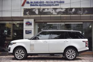 Bán LandRover Range Rover Autobio LWB đời 2018, màu trắng, nhập khẩu nguyên chiếc Mỹ giá tốt