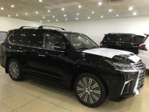 Bán Lexus LX570 nhập mỹ ,sản xuất và đắng ký 2018,thuế sang tên 2%,giá rẻ hơn xe mới gần 1 tỷ đồng .