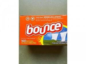 Giấy sấy thơm Bounce 160 tờ