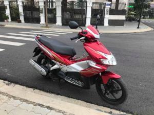 XE Air Blade Honda chính hãng BSTP. màu đỏ bạc