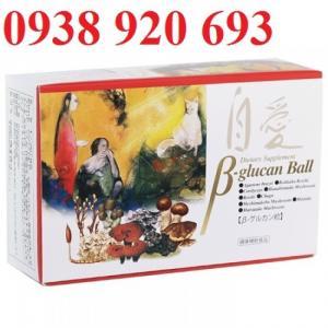 Beta - Glucan Ball Giúp tăng cường hệ miễn dịch đến từ Nhật Bản