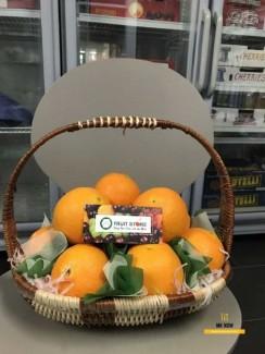 Giỏ hoa quả biếu - FSNK36
