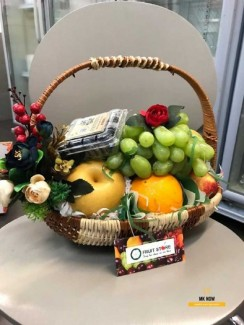 Giỏ trái cây cao cấp - FSNK37