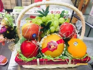 Giỏ trái cây 600K