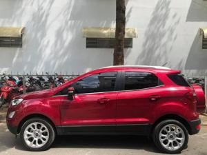Ford Ecosport 218 Titanium Đỏ Xe Đẹp Giá Hợp Lý.